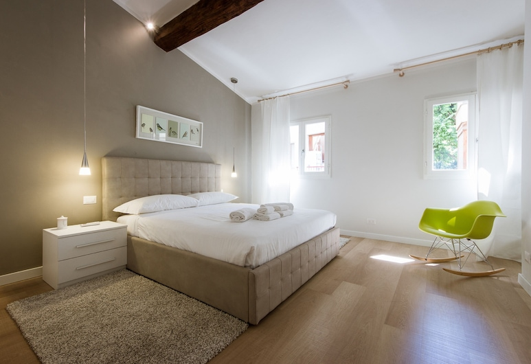 Duomo Exclusive, Florence, Appartement, 1 chambre, Chambre