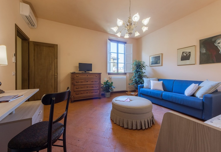 House in Florence Blue, Florence, Appartement, 1 chambre, Coin séjour