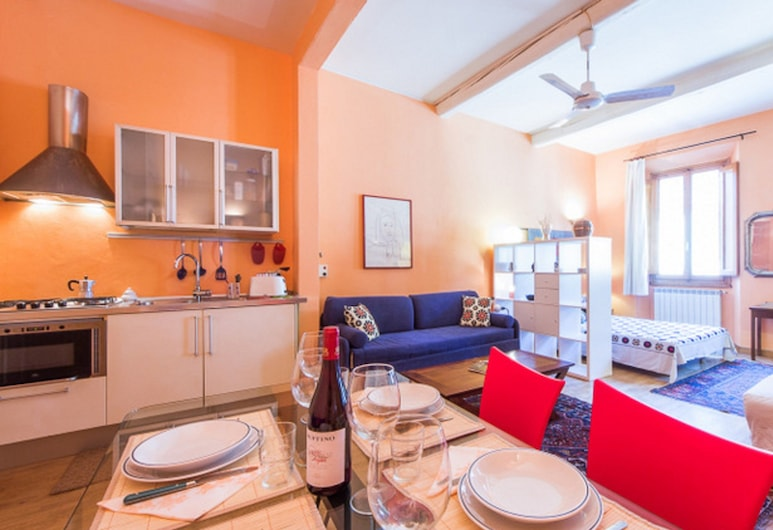 Orto, Florence, Apartment, 1 Bedroom, Room