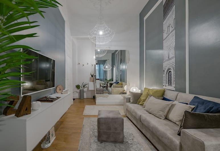 Pergola Exclusive, Firenze, Appartamento, 1 camera da letto, Area soggiorno