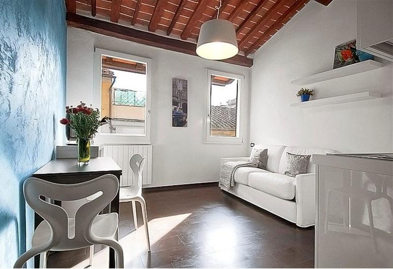 San Gallo Suites I, Firenze, Monolocale, Area soggiorno