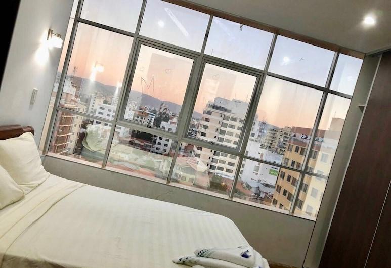 EDIFICIO TORRE ESTEBAN, Kočabamba, Liukso klasės apartamentai, 4 miegamieji, atskiras vonios kambarys, Kambarys
