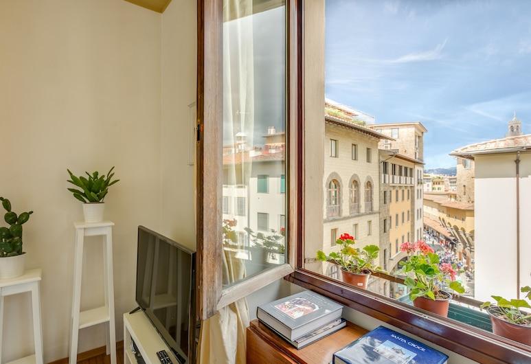 Piazza Santa Felicita, Florence, Appartement, 2 chambres, Chambre