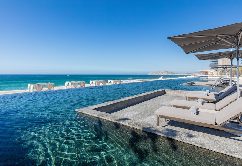 Solaz Signature Suites, San José del Cabo, Piscina con borde infinito