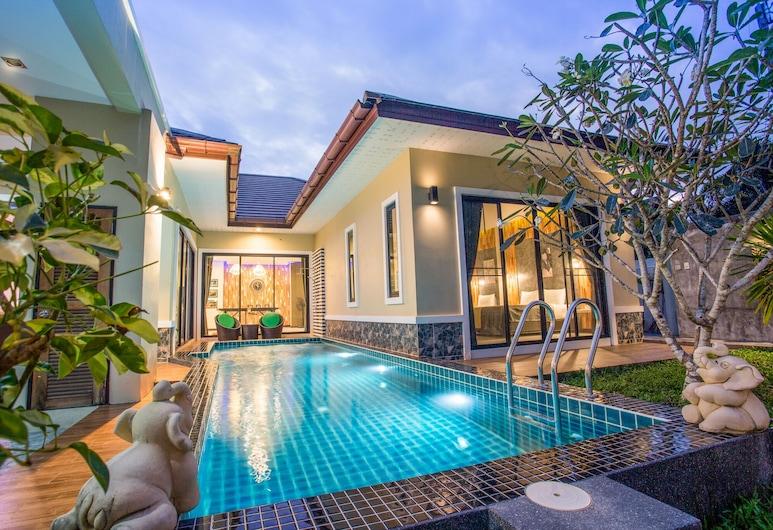The Connect Pool Villa, Krabi, Buitenkant