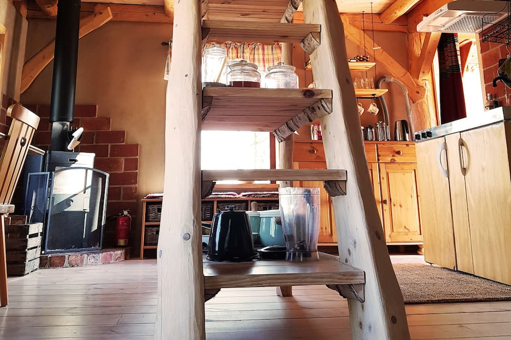 Cabane - Chambre