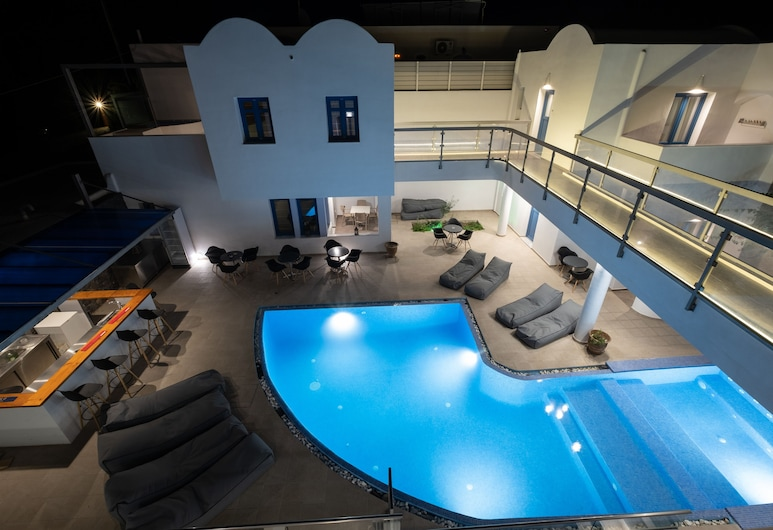Tristhenia Hotel, Santorini, Outdoor Pool