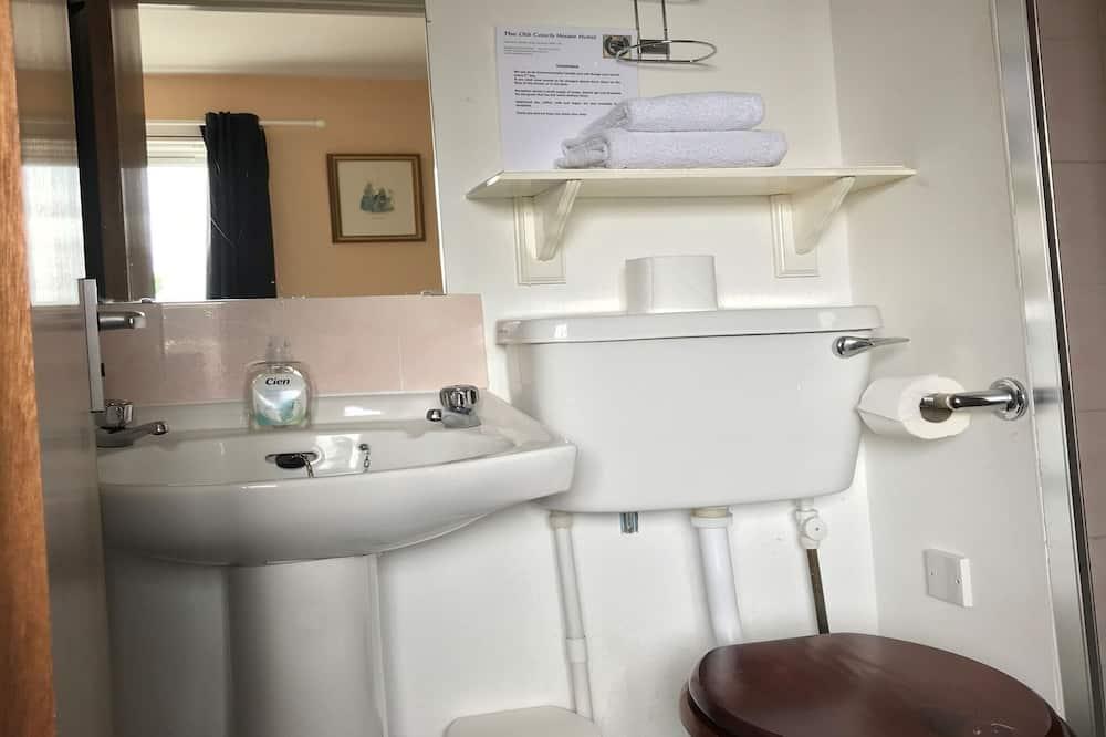 Štandardná dvojlôžková izba, vlastná kúpeľňa - Kúpeľňa