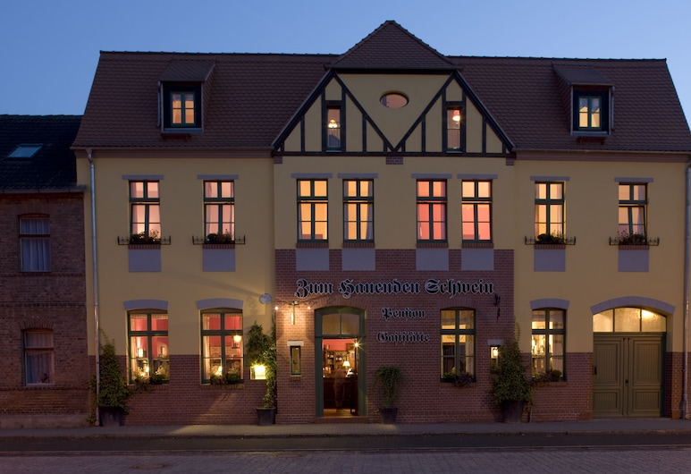 Zum Hauenden Schwein, Oranienbaum-Wörlitz