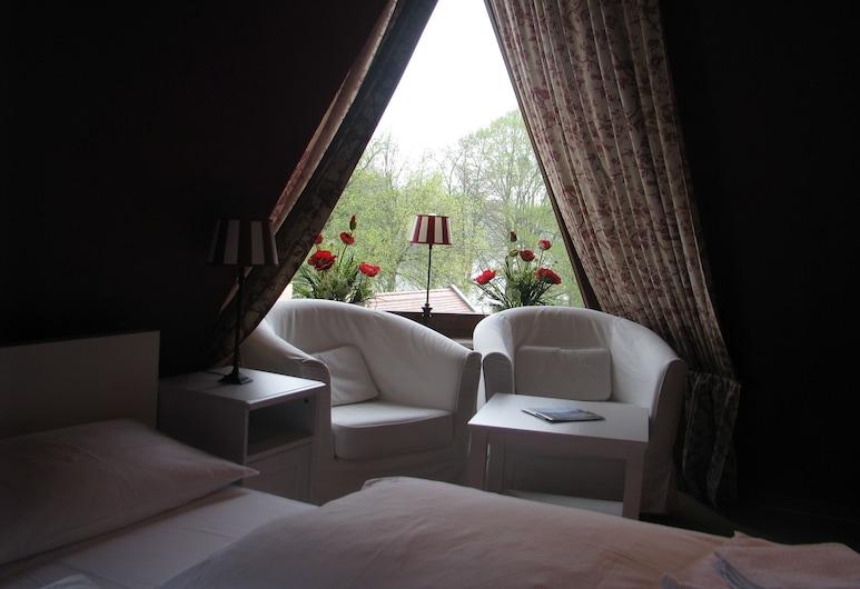 Hotel Zum Gondoliere, Oranienbaum-Wörlitz, Habitación doble, Habitación