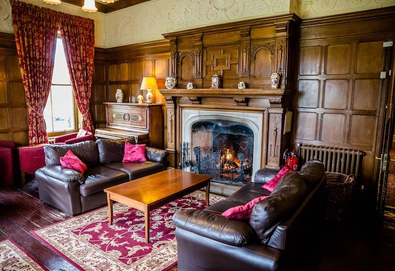The Upper House, Stoke-on-Trent, Sala de Estar do Lobby