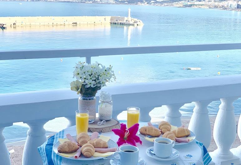 ذا بلو أبارتمنتس, هيرسونيسوس, شقة, إطلالة على الشاطئ/ البحر