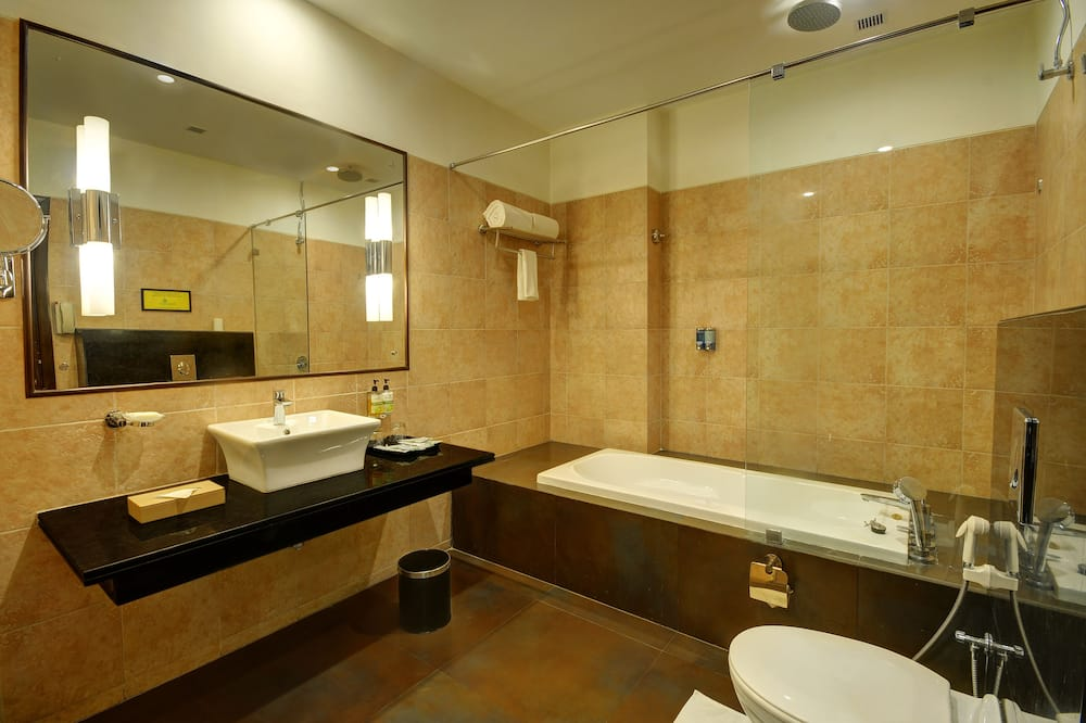 Suite presidencial, 1 habitación - Ducha en el baño