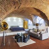 Dungeon Apartment  - Living Room