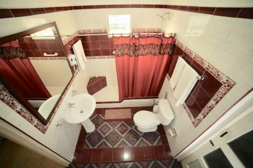 家庭公寓, 1 間臥室, 吸煙房, 花園 - 浴室