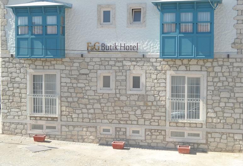 F&G Butik Hotel, Çesme, Exterior