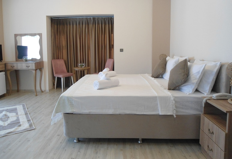 F&G Butik Hotel, Çeşme, Romantic Tek Büyük Yataklı Oda, Oda
