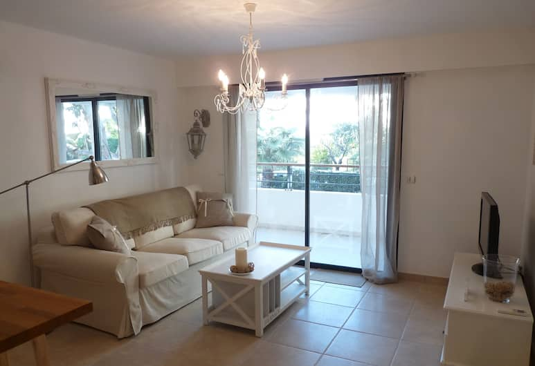 Madrid White, Cannes, Appartement, 2 chambres, Coin séjour