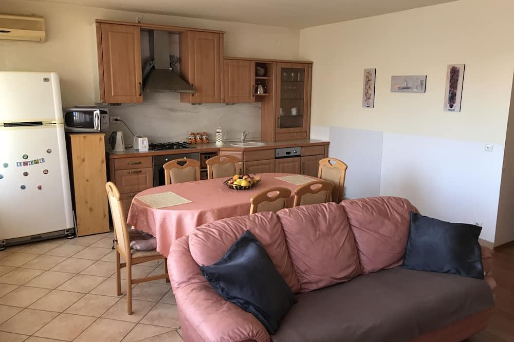 Departamento de lujo, 2 habitaciones - Sala de estar