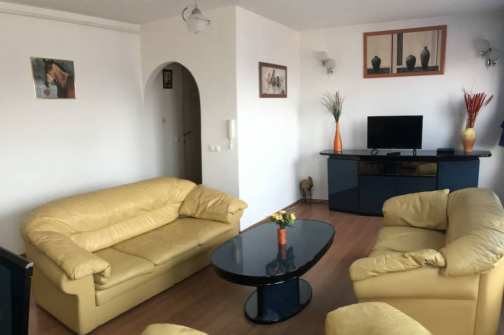 Departamento Deluxe, 2 habitaciones - Habitación