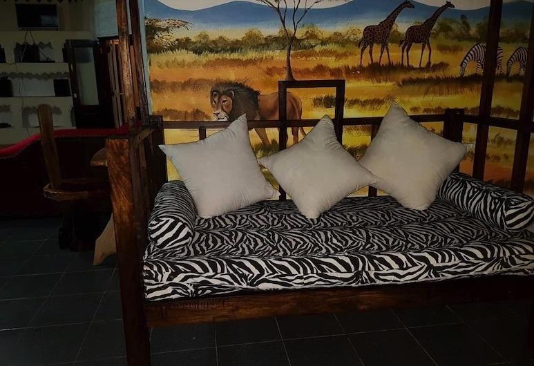Kivuli Luxurious Holiday Villas , Diani Beach, Lobby Sitting Area