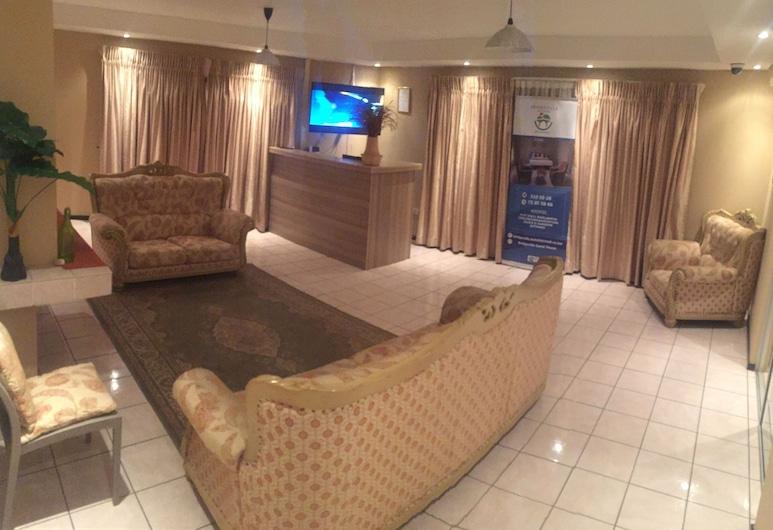 Bridgeville Guest House, Gaborone, Reception