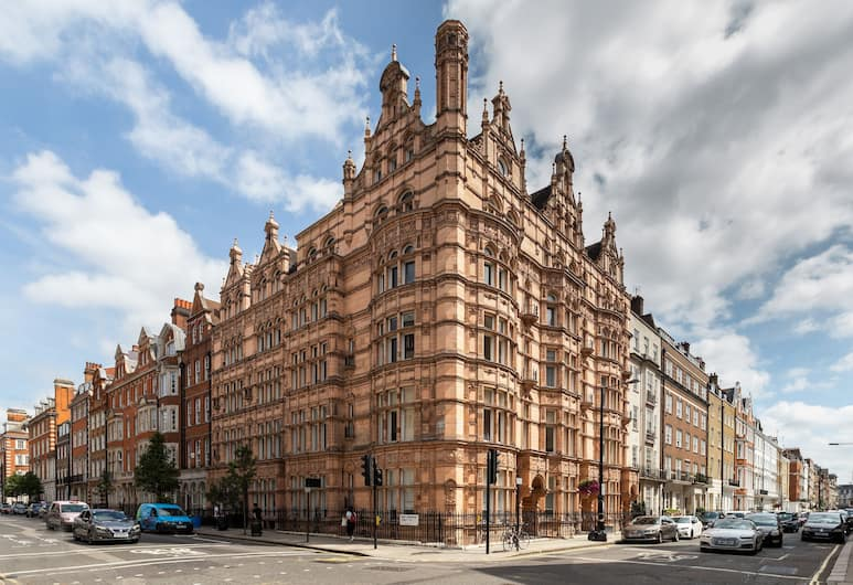 Oxford Circus - Marylebone Apartments, Londra, City Apart Daire (158. Wimpole 3), Şehir Manzaralı