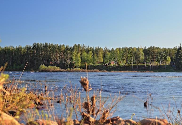 Aapishovi Chalet, Rovaniemi, Praia