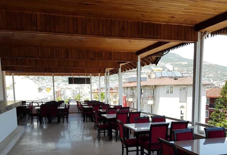 Luxor Apart Hotel , Alanya, Outdoor Dining