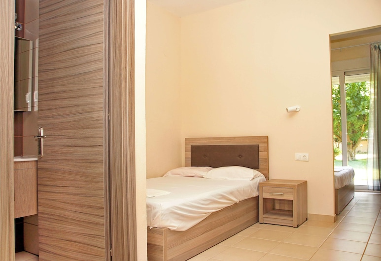 Priona Rooms, Dio-Olympos, Apartment, 1 Bedroom, Mountain View, Bilik
