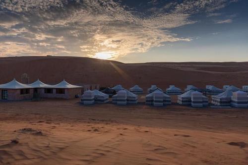 砂之愉悅沙漠露營酒店/