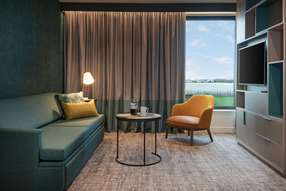 Suite-Estúdio, 1 cama king-size - Quarto