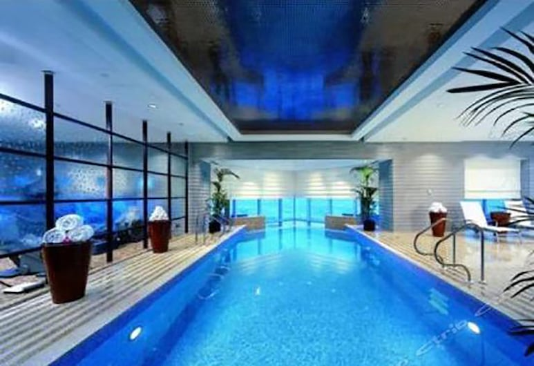 Holiday Inn Express Wuhan Optical Valley, Wuhan, Piscine
