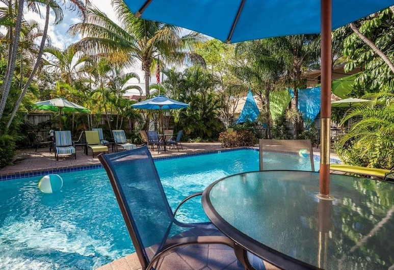 Las Olas Guesthouse at 15th Avenue, Fort Lauderdale, Pool