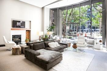 Fotografia hotela (Fully Furnished Suites in Broadway) v meste Los Angeles