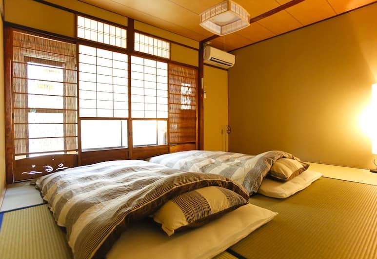 プライベートレジデンス 二条城 倖, 京都市, ファミリー ハウス 3 ベッドルーム キッチン シティビュー, 部屋
