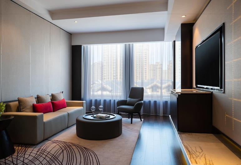 Renaissance Shenyang West Hotel, Shenyang, Junior-svíta - 1 svefnherbergi, Herbergi