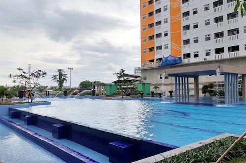 綠色普拉穆卡城市公寓開放式公寓客房特拉維利奧酒店