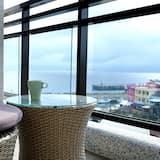 Luksus-suite - 1 soveværelse - hawaiiansk terrasse - tårn - Altan