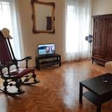คอมฟอร์ทอพาร์ทเมนท์, 2 ห้องนอน, วิวเมือง - ห้องนั่งเล่น