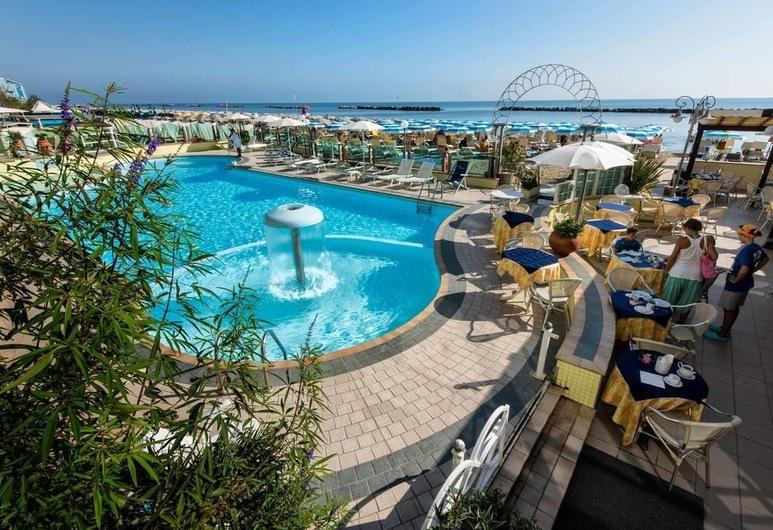 Strand Hotel Colorado, Ravenna, Piscina all'aperto