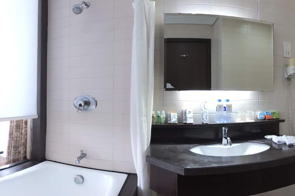 エグゼクティブ ダブルルーム - バスルーム