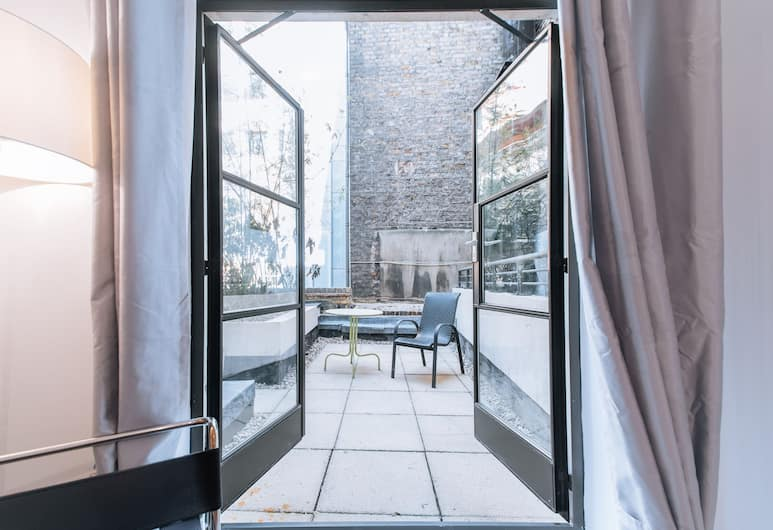 Chancery Lane - Holborn Apartments, London, City-Apartment, 1 Schlafzimmer, Küche (127. Printers 2), Terrasse/Patio