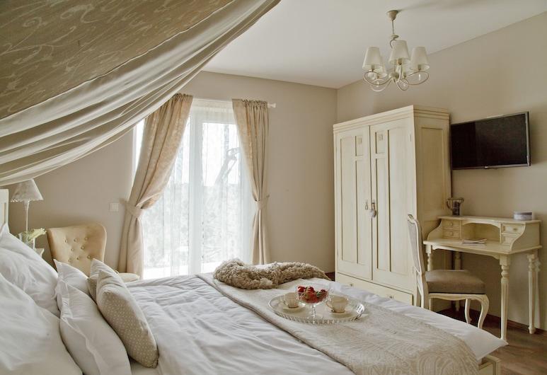 巴拉維哈公寓酒店, 蒂哈尼, 豪華客房, 客房