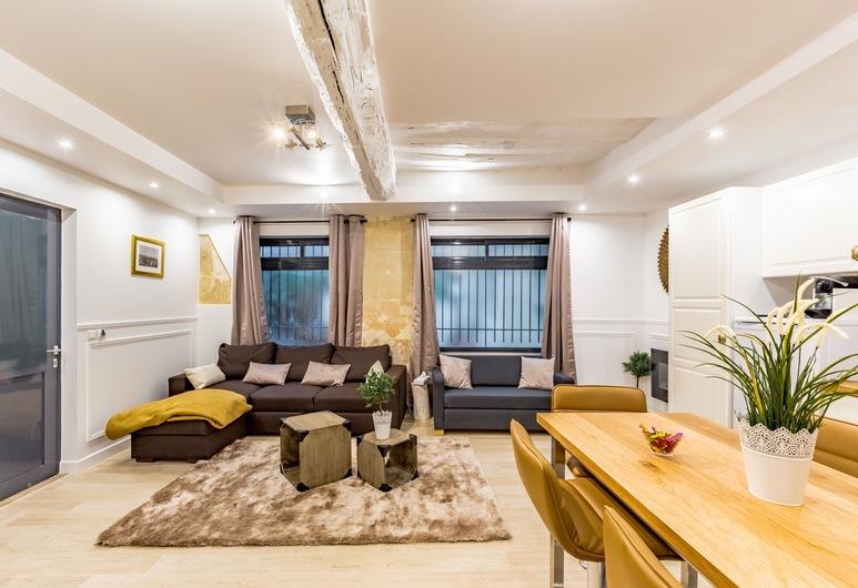 19 - Atelier Montorgueil, Paris, Apartment, 2 Bedrooms, Living Room