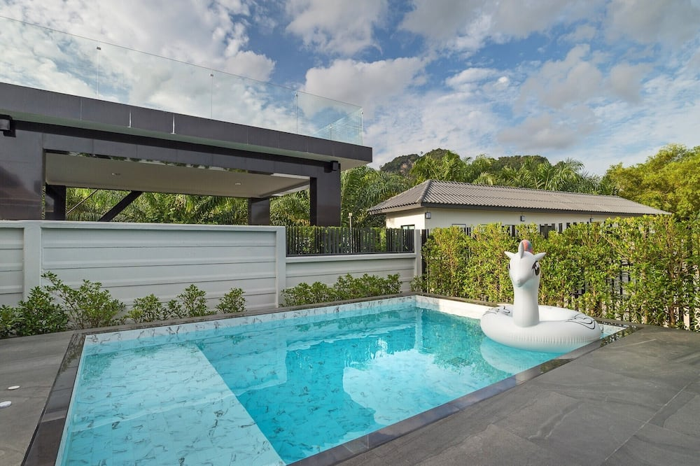 3 Bedrooms Private Pool Villa V4 - Pool