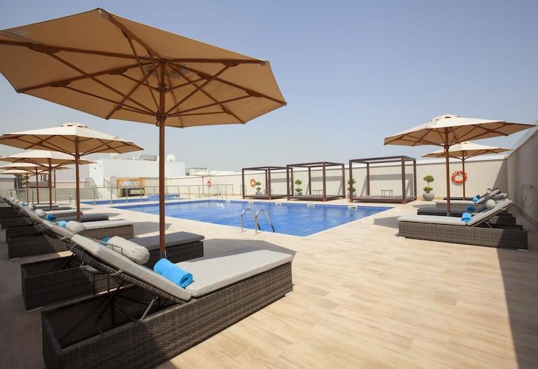 Flora Inn Hotel Dubai Airport, Dubai, Uima-allas