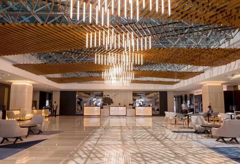 Flora Inn Hotel Dubai Airport, Dubai, Lobby