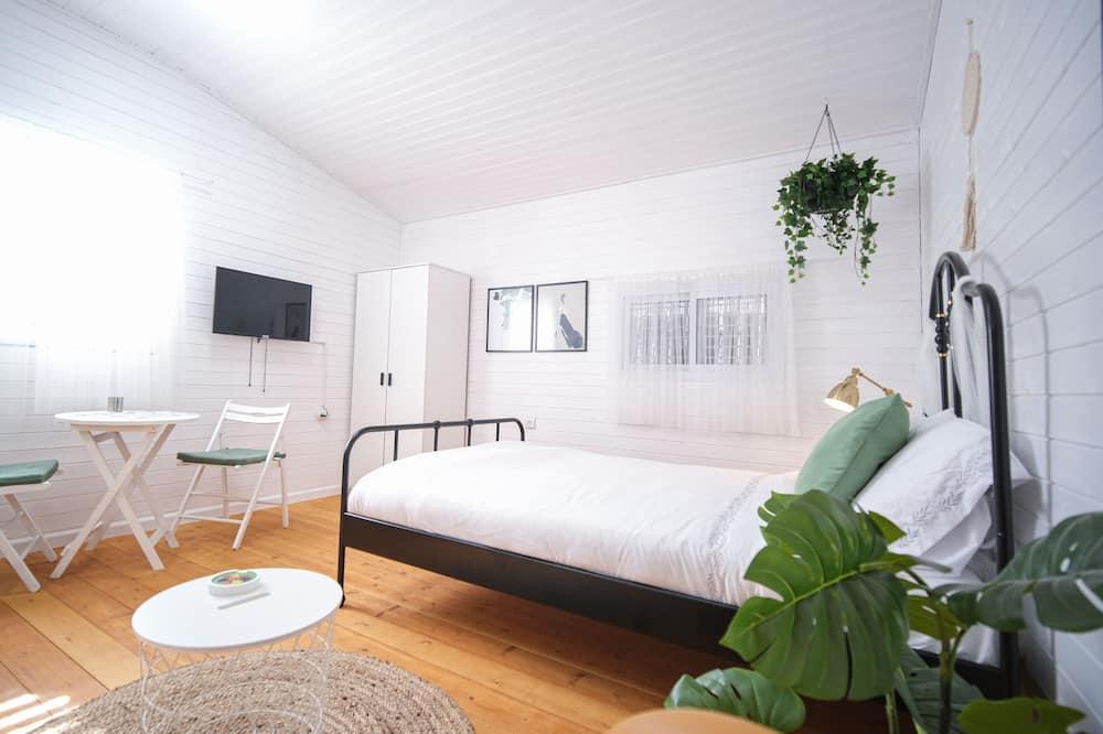 Дизайнерский шале, 1 спальня - Обед в номере
