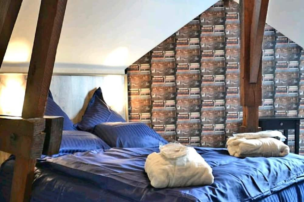 Traditionellt dubbelrum - 1 queensize-säng - icke-rökare - Gästrum